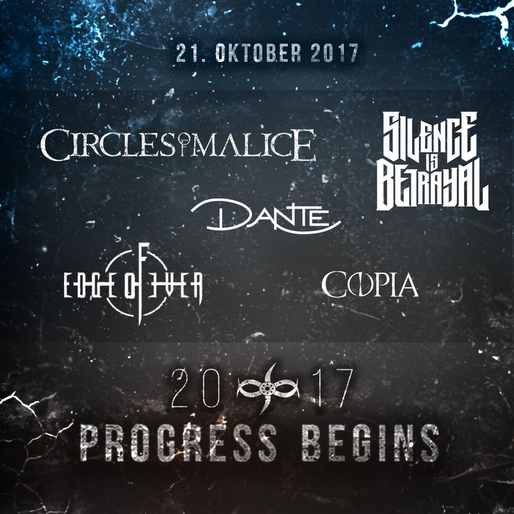 Progress Begins Festival 2017