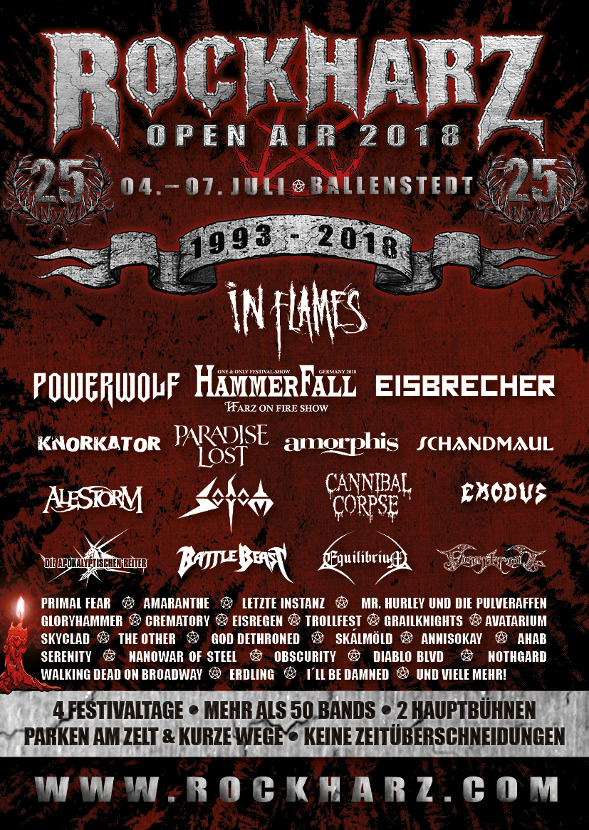 Rockharz Festival 2018