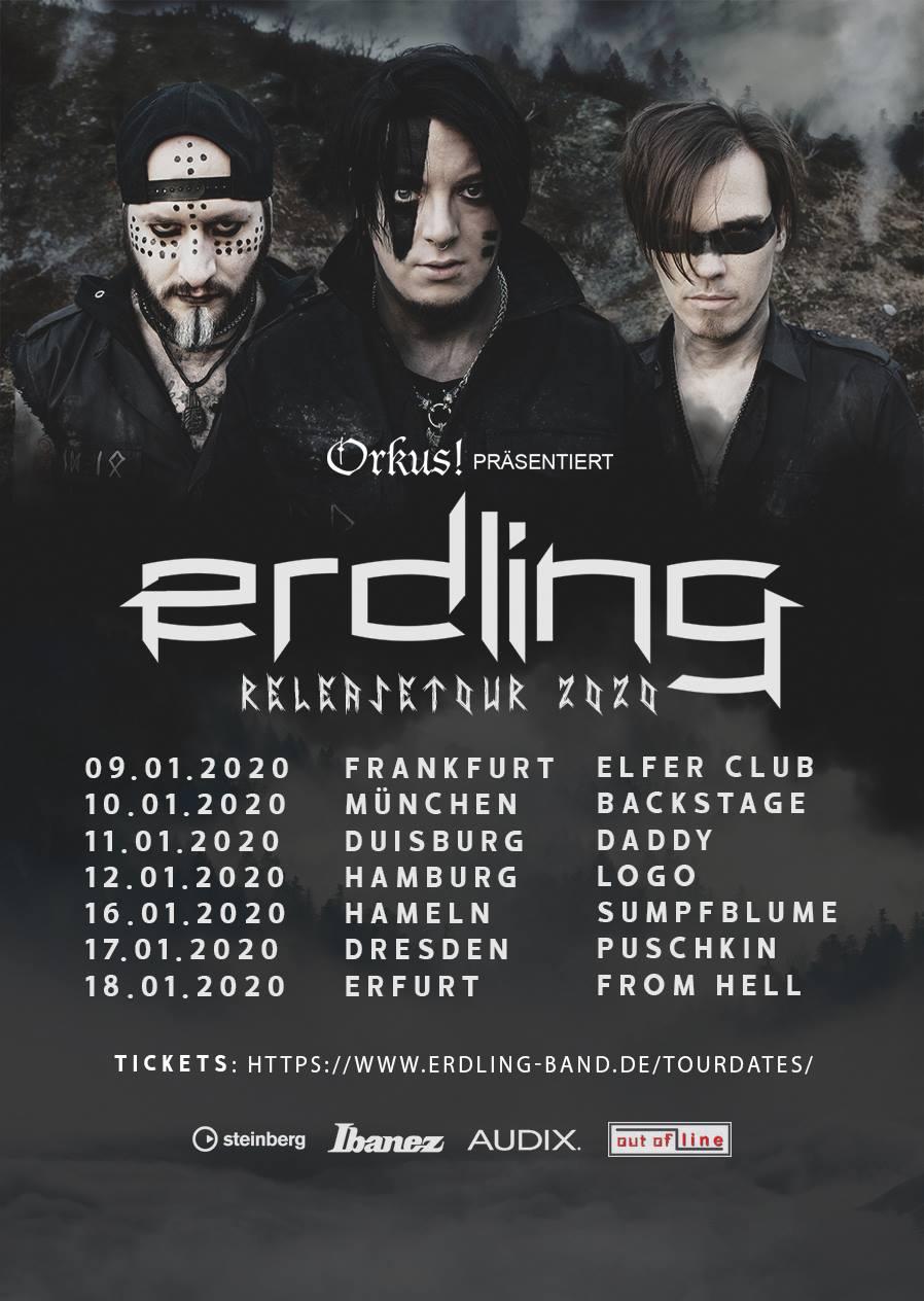 Erdling - Releasetour 2020