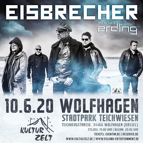 Eisbrecher ERdling Wolfhagen
